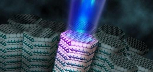 Создан первый жидкий нанолазер, способный менять длину волны излучаемого им света