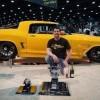 Парень купил останки Buick Riveria 1964 года всего за 400 баксов и превратил их в один из лучших кастом-каров мира, стоимость которого может превысить 1,5 миллиона баксов. На восстановление было потрачено почти 300 000 долларов наличными и 22 000 часов труда.
