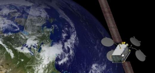 Первый спутник с электрической силовой установкой вступил в строй