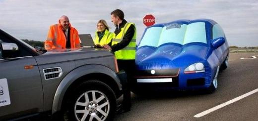 К 2018-му году все новые авто в Европе смогут автоматически звонить спасателям в случае аварии