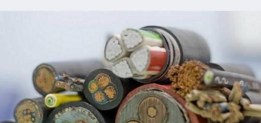 Как правильно выбрать провода по их сечению и мощности?