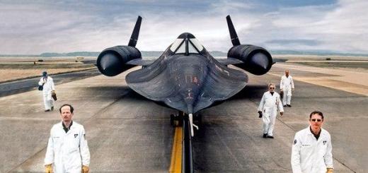Технологии, которые сделали SR-71 Blackbird самым быстрым самолетом в истории .