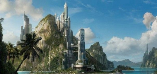 Здания будущего: 10 удивительных проектов
