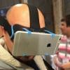В Москве прошла презентация российского шлема виртуальной реальности для iPhone и Android-смартфонов