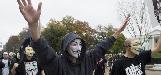 Хакеры из группировки Anonymous за полгода совершили почти 150 атак на японские сайты