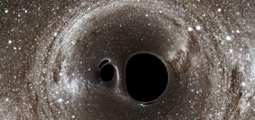 Астрономы обнаружили «нано»-черные дыры