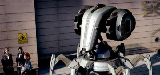 Ученые: К 2040 году роботы будут патрулировать улицы городов