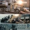 Автомобили из фантастических фильмов!