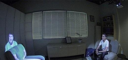 Система Microsoft Room2Room позволит проецировать изображение онлайн-собеседника у себя в комнате